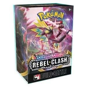 Pokémon - Sword & Shield Rebel Clash Prerelease Pack - NM
