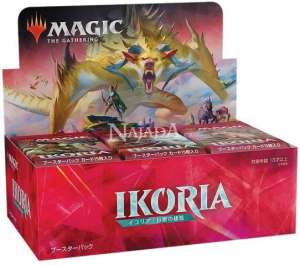 Ikoria: Lair of Behemoths Display - japanese - NM