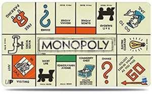 Hrací kobereček Monopoly - NM