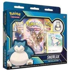 Pokémon - Pin Collection Snorlax - NM