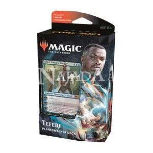 Core 2021 Planeswalker Deck - Teferi - NM