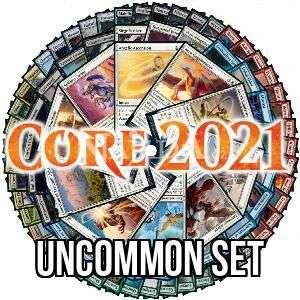 Core 2021 Uncommon Set - NM