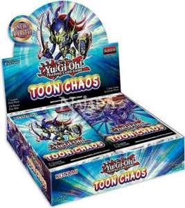 Toon Chaos Booster Box - NM