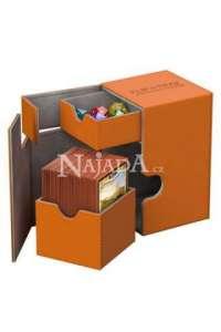 Ultimate Guard Flip n Tray Deck Case 100+ Oranžová - NM