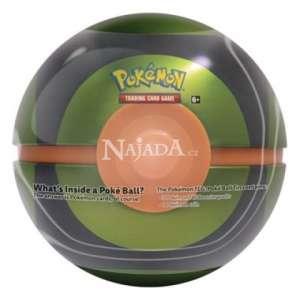 Pokémon - 2020 Pokéball Tin - Green - NM