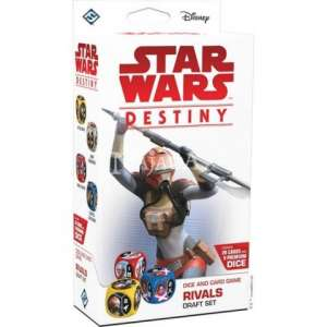 Star Wars Destiny Rivals Draft Set - NM
