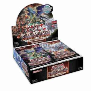 Battles of Legend: Armageddon Booster Box - NM