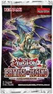 Battles of Legend: Armageddon Booster - NM