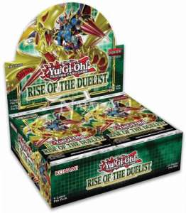 Rise of the Duelist Booster Box - NM