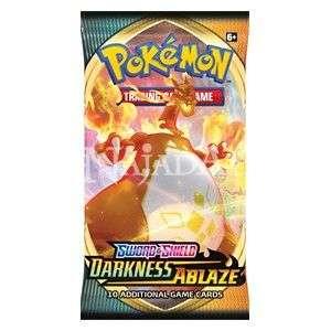 Pokémon - Darkness Ablaze Booster - NM