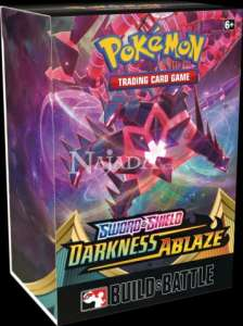 Pokémon - Darkness Ablaze Prerelease Pack - NM