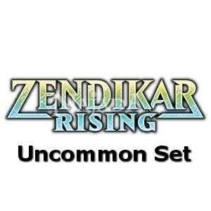 Zendikar Rising - Uncommon set - NM