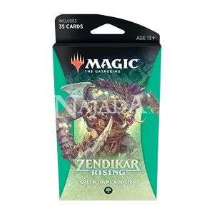 Zendikar Rising - Theme Booster - Zelená - NM