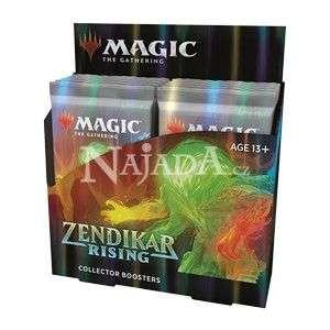 Zendikar Rising - Collector Booster Box - NM