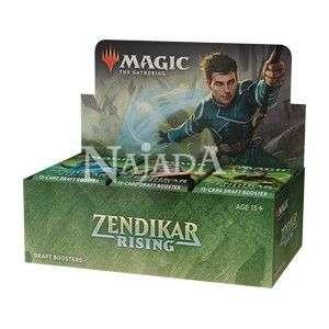 Zendikar Rising - Draft Booster Box - NM