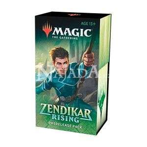 Zendikar Rising - Prerelease Kit - NM