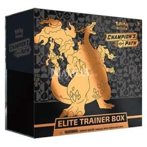 Pokémon - Champions Path Elite Trainer Box  - NM