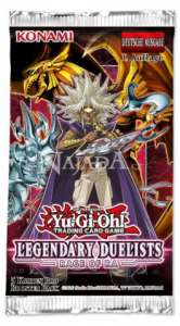 Legendary Duelists: Rage of Ra Booster - NM