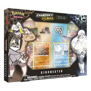Pokémon - Champions Path - Circhester Special Pin Collection - NM