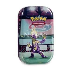 Pokémon - Galar Power Mini Tins: Toxtricity - NM