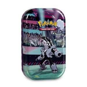 Pokémon - Galar Power Mini Tins: Obstagoon & Galarian Weezing - NM
