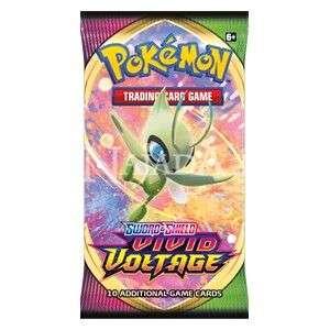 Pokémon - Vivid Voltage Booster - NM