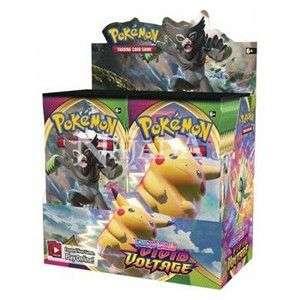 Pokémon - Vivid Voltage Booster Box - NM