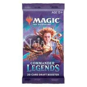 Commander Legends - Draft Booster - NM