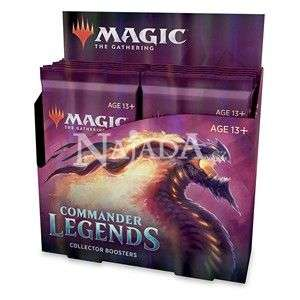 Commander Legends Collector Booster Box - NM