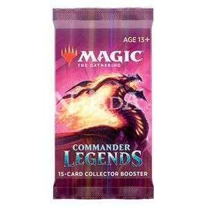 Commander Legends Collector Booster - NM
