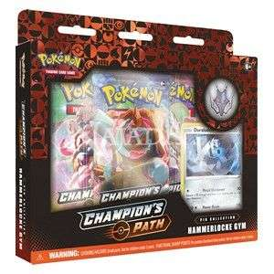 Pokémon - Champions Path: Hammerlocke Gym Collection  - NM