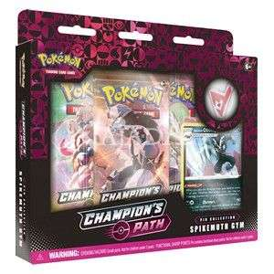 Pokémon - Champions Path: Spikemuth Gym Collection  - NM