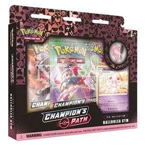 Pokémon - Champions Path: Ballonlea Gym Collection  - NM