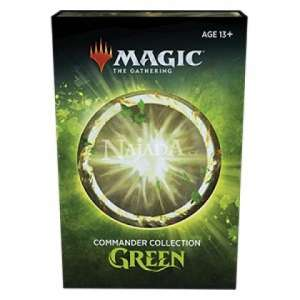 Commander Collection: Green - NM