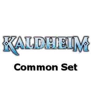 Kaldheim - Common set  - NM