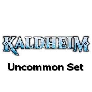 Kaldheim - Uncommon set  - NM