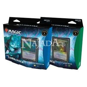 Kaldheim: Commander deck set - NM
