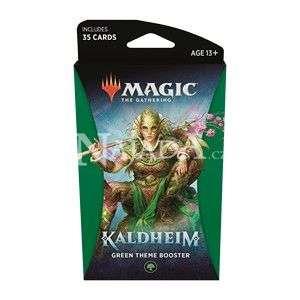 Kaldheim - Theme Booster - Zelená - NM