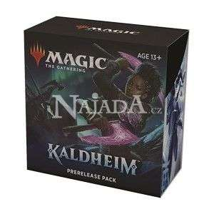 Kaldheim - Prerelease Kit - NM