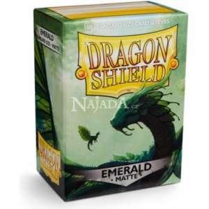 Dragon Shield 100ks - Matte Emerald - NM