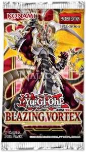 Blazing Vortex Booster - NM