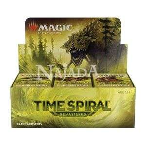 Time Spiral Remastered Display - NM