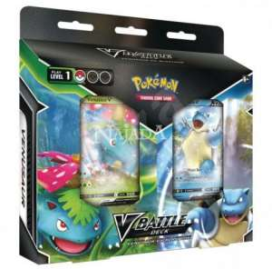 Pokémon - V Battle Deck: Venusaur V vs. Blastoise V - NM