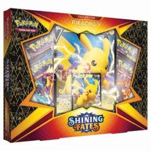 Pokémon - Shining Fates Pikachu V Collection - NM