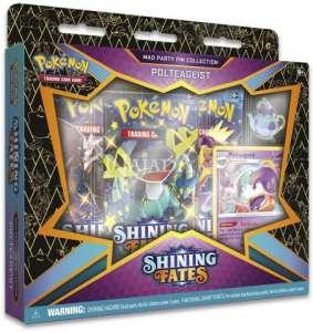 Pokémon - Shining Fates Polteageist Mad Party Collection - NM