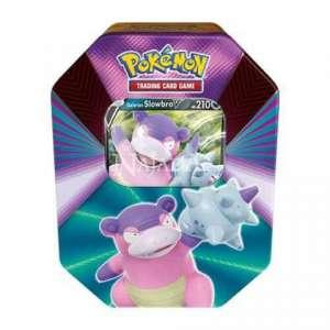 Pokémon - V Forces Tins Galarian Slowbro V Tin - NM