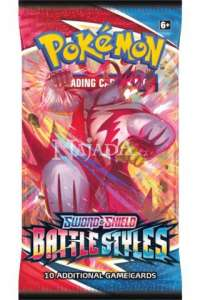 Pokémon - Battle Styles Booster - NM