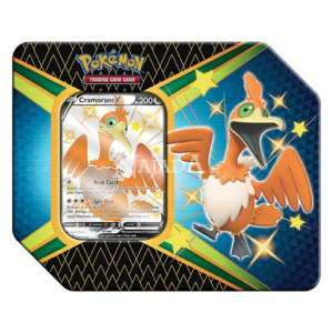 Pokémon - Shining Fates - Cramorant V Tin - NM