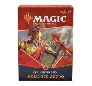 Challenger Deck 2021: Mono Red Aggro - NM