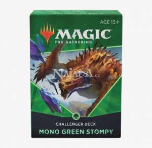 Challenger Deck 2021: Mono Green Stompy - NM